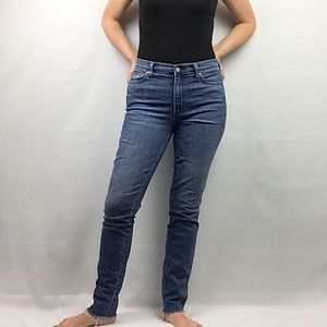 GAP True Skinny High Rise Jeans Size 28